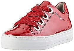 Jenny Damen CANBERRA Sneaker, Rot (Rosso 83), 39 EU