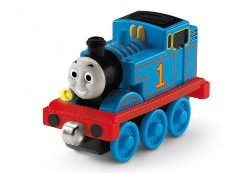 Mattel T2988-0 - Fisher-Price Thomas & seine Freunde Sprechender Thomas, klein