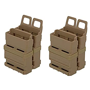 Airsoft 4 Pack fastmag 5 56...