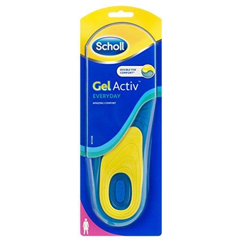 Scholl Gel Activ Einlegesohlen Everyday (Größe 35,5-40,5), 1 Paar