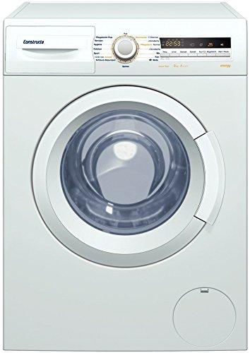 Constructa cwf14K2a autonome Belastung Bevor 8kg 1400tr/min A + + + Waschmaschine-Waschmaschinen (autonome, bevor Belastung, links, LED, 165°)