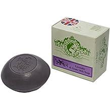 Leche de cabra y lavanda jabón 100g Por Elegance Natural Skin Care Psoriasis el Eczema piel