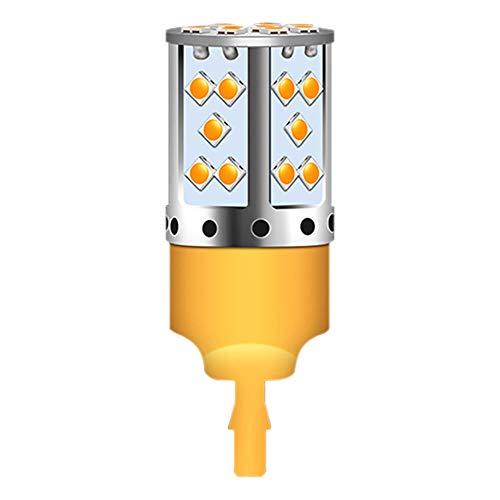 Refaxi T20 LED Feu Stop de Frein 3030 35 Lumière Highlight Feu Arrière LED