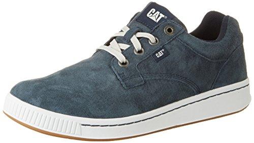 Caterpillar Men Opus Low-Top Sneakers, Blue (Mens Navy), 9 UK 43 EU