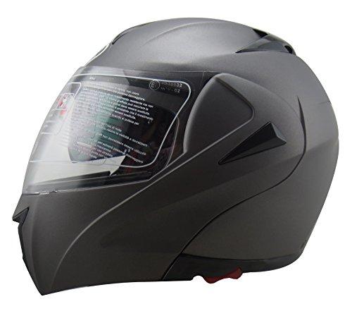 Zoom IMG-2 bhr 93926 casco modulare flip