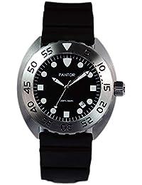 Reloj de Buceo Pantor Nautilus 515. Reloj de Buceo de Cuarzo Suizo de 200 m