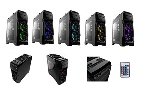 Zoom IMG-2 pc computer fisso gaming assemblato