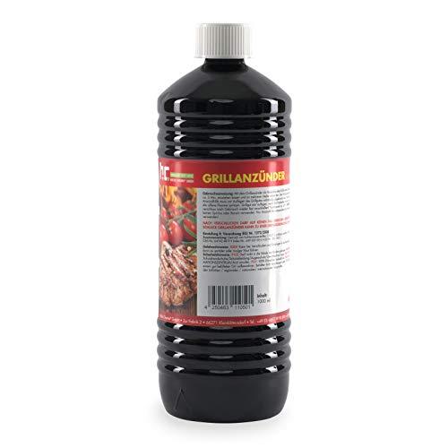 6 x 1 L Grillanzünder – VERSANDKOSTENFREI – in handlichen 1 L Flaschen - 3