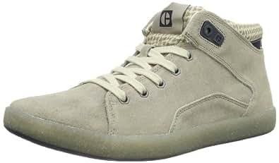 Caterpillar Council Mid, Chaussures de skateboard homme - Gris (Smoke), 44 EU
