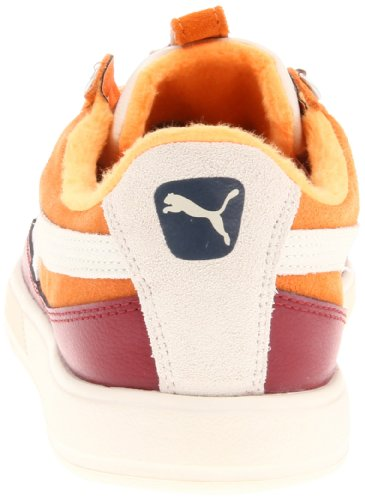 Puma Archive Lite Low Uo Sneaker Fluroscent Orange/White/White Swan