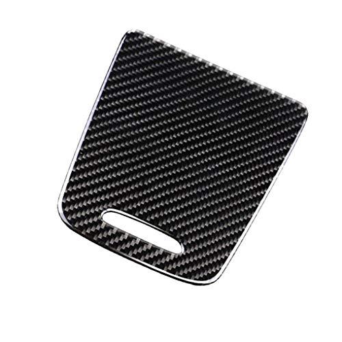 Ben-gi Carbon-Faser-Zigaretten-Feuerzeug-Panel-Abdeckung Dekoration Trim/Speicher-Fall-Abdeckung Ersatz für Mercedes GLA/CLA/A-Klasse -