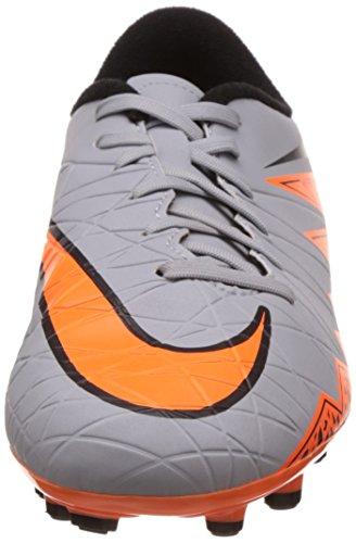Nike Jungen Hypervenom Phelon Ii Fg Fußballschuhe Grau