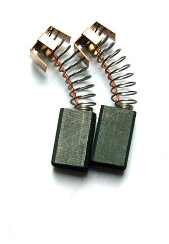 Preisvergleich Produktbild Kohlebürsten kompatibel zu Makita DP 4700, HP 1300, HP 1300
