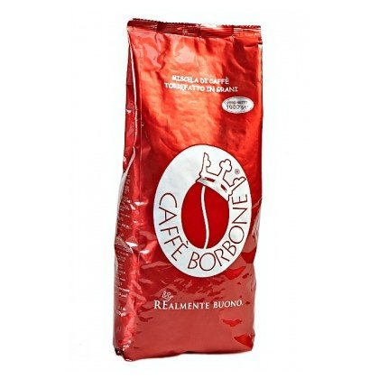 Caffè Borbone Caffè in Grani Miscela Rossa - 1000 gr 202