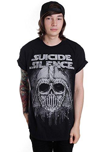 Suicide Silence-Helmet-T-shirt nero XXL
