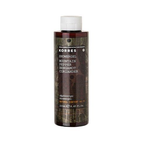 korres-mountain-pepper-bergamot-coriander-parfumiertes-duschgel-250ml