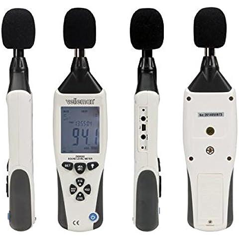 Fonometro professionale con registratore di (Fonometro Ponderazione)