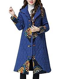 ASHOP - Cappotto Donna Giubbotto Donna Elegante Giacca Donna Invernale  Lungo Cappotti Donna Invernali Eleganti Parka 84b7cabbe61