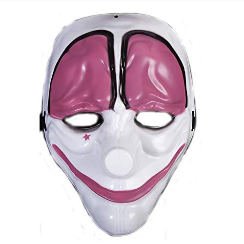 Bearn Halloween Party Maske Clown Lustige Horror Maske Männer und Frauen