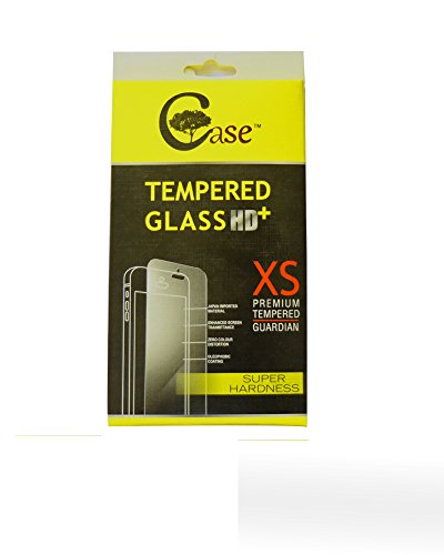 Treecase Tempered Glass, Temper Glass, Tempered Glass Screen Guard, Tempered Glass Screen Protector ForSamsung Galaxy S5