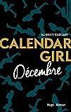 calendar girl d?cembre