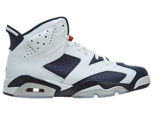 Nike air jordan 6 retro Bleu