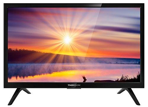 Thomson 24HD3206 61cm (24 Zoll) Fernseher (HD Ready, Triple Tuner)