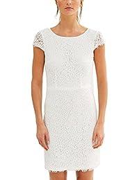 ESPRIT Collection Damen Kleid 037eo1e026