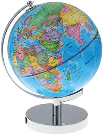 Nouvel An, les derniers fous se sont sont sont approchés perfeclan 20cm Globe Terrestre Illuminé | Outlet Store  177924