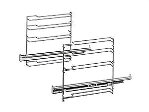 Bosch hEZ638170 rail télescopique 1–compatible pyrolyse