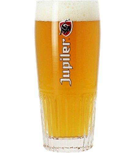 Verres de Bière Jupiler par cl. 25 Set 6 Pc.