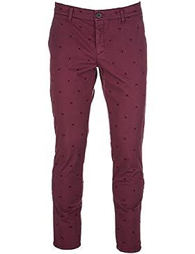 Versace Jeans pantalones de hombre nuevo slim short bordeaux
