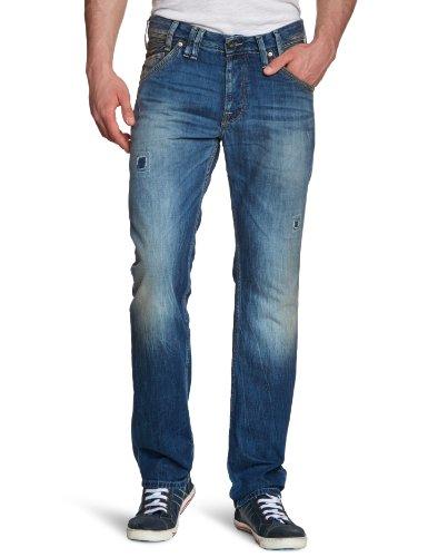 Pepe Jeans - Jeans - Droit Homme Bleu - Blau (000DENIM)
