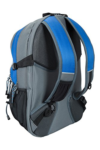 Mountain Warehouse Merlin 12-Liter-Rucksack Blau