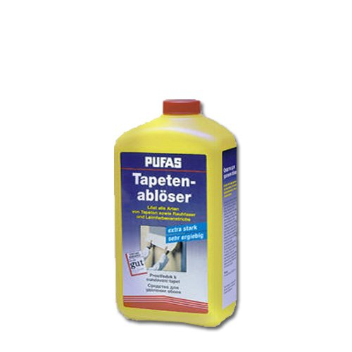 Pufas Tapetenlöser 5 Liter - Tapeten Ablöser