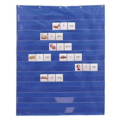 Byilx Lernressourcen, Standard-Taschendiagramm, Schulung für Zuhause