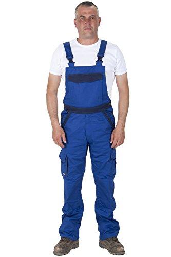 Dickies Latzhose - Königsblau / Marineblau Arbeit Latzhose männer jeans