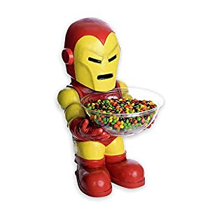 IronMan h840665 Marvel Candy Bowl Holder