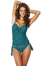 6a41e0ae0ff Amazon.co.uk: RESORT - Swimwear / Women: Clothing