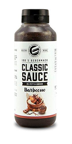 Got7 Classic Sauce Soße Salatsoße Grillsoße Perfekt Zur Diät Abnehmen Fitness Bodybuilding 265ml (Barbecue)