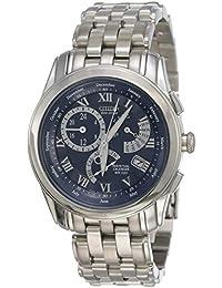 Citizen Chronograph Blue Dial Men's Watch - BL8007-55L