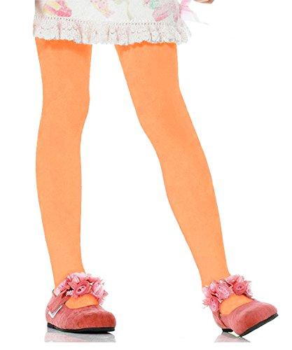 KidsFashion Mädchen Strumpfhose 60 DEN, orange, LS1560 MF Children's Tights