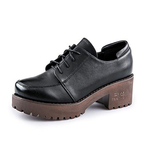 Primavera Ed Autunno,Spessa,Rough Tacchi/Signora,High Heel Shoes A