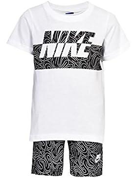 Nike 926-023 Conjuntos, sin Género, Negro, 2-3 Años