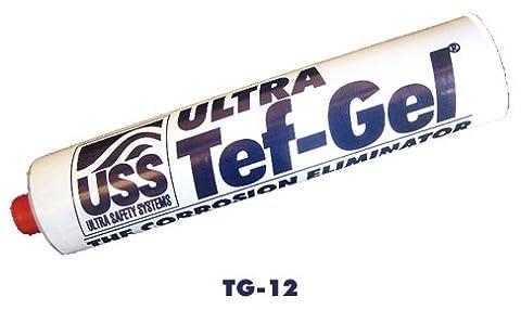 Anti-corrosion électrolytique Tef-Gel - cartouche de 340