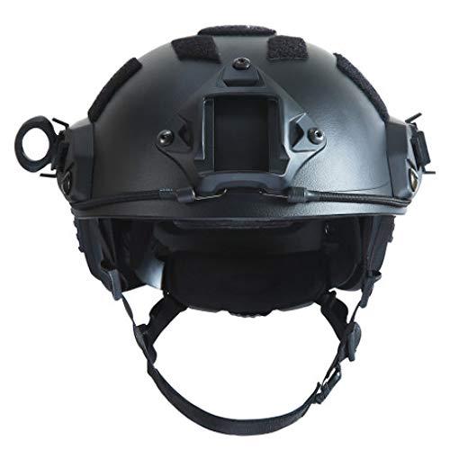 MTK Taktischer Helm, MilitäRischer Enthusiast Air Gun Taktischer Helm, Schneller Helm, Pubg-SekundäRhelm, ZusäTzliche Taktische AusrüStung