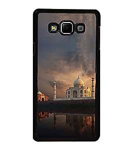 ifasho Designer Phone Back Case Cover Samsung Galaxy A8 (2015) :: Samsung Galaxy A8 Duos (2015) :: Samsung Galaxy A8 A800F A800Y ( Hindu God Durga maa Bengal )