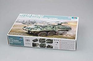 Trumpeter - Maqueta de Tanque Escala 1:350 Importado de Alemania