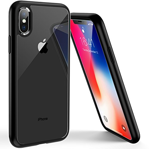 Syncwire Coque iPhone X - UltraRock Series Housse Rigide de Protection avec Protection Anti-Chute et Technologie Avancée de...