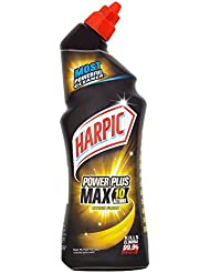 Harpic Power Plus Toilet Cleaner Gel 750ml - Citrus Fresh